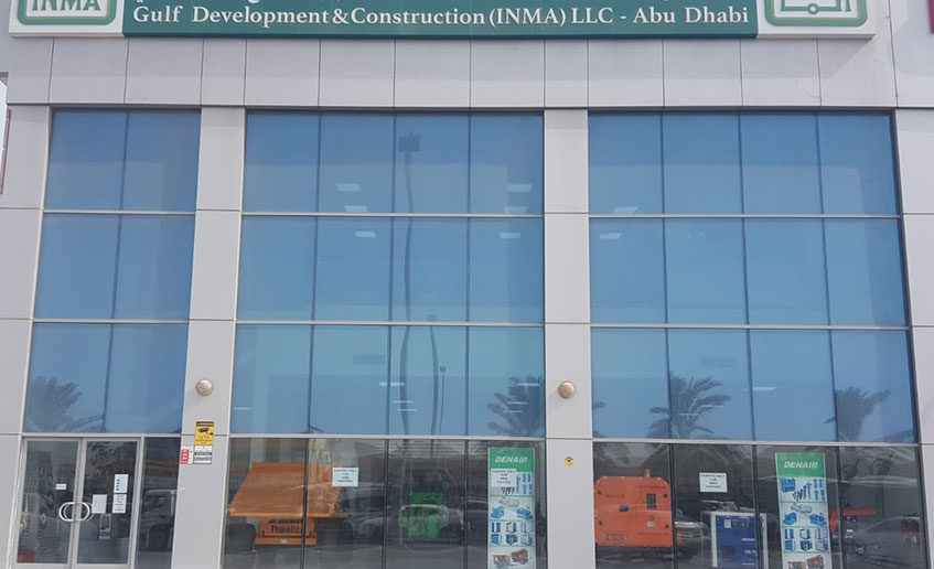About Us - Gulf Development and Construction (INMA) L L C